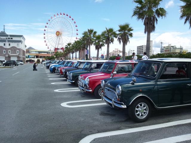 OMC10月のドライブ&ミーティング