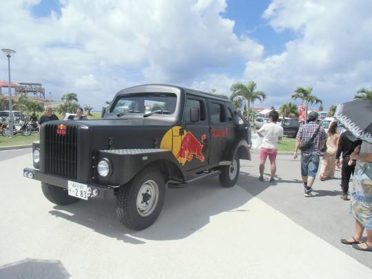 Okinawa Motor Festival in豊崎美さsunビーチへ・・・