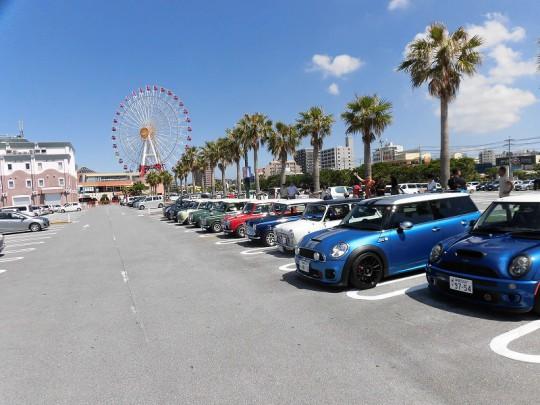 9月のOMCミーティング&ドライブ・・・・辺戸岬へ