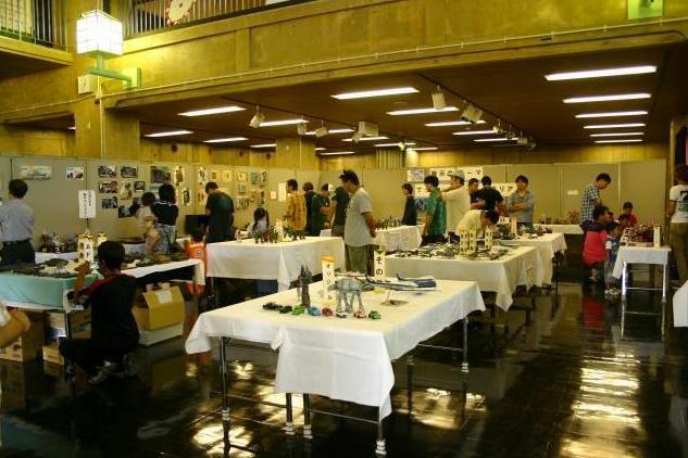第15回沖縄プラモデルクラブ『模遊美』展示会