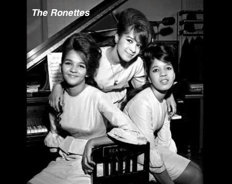 60年代のアイドルユニット ザ・ロネッツ/ビーマイベイビー