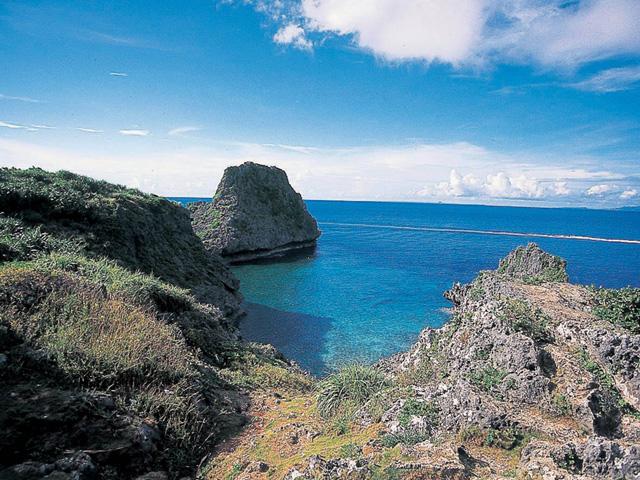 ダイビングの名所になった沖縄の真栄田岬