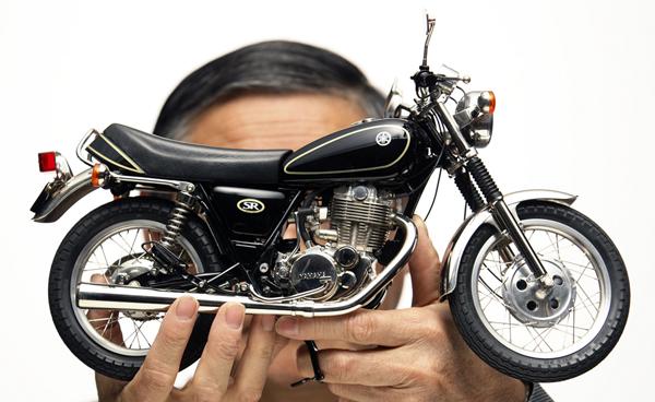 バイク模型(プラモデル)あれやこれや!