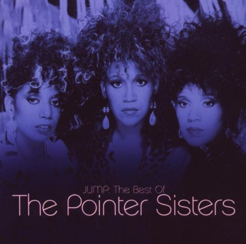 ポインター・シスターズ80年代を代表する元気印の3人娘