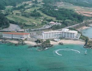 地元のホテルみゆきビーチにお泊まりしてきました