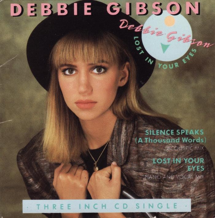 80年代の天才少女と言われていたデビーギブソン