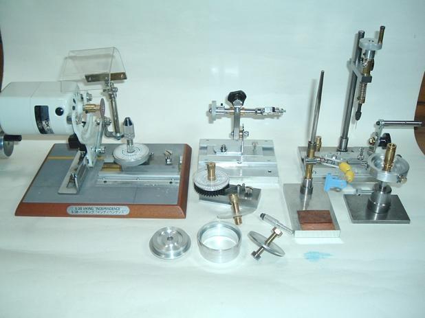 模型(プラモデル)を作るために作った数々の自作工具類