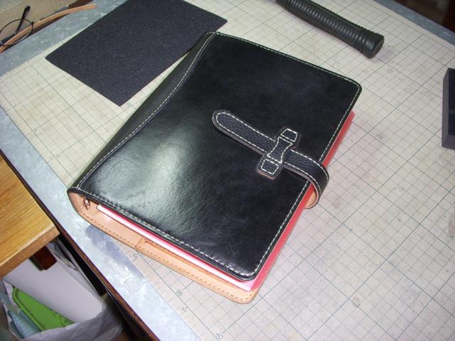 注文製作のA5サイズシステム手帳
