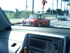 憧れの旧車ダットサンFairLady 2000に遭遇