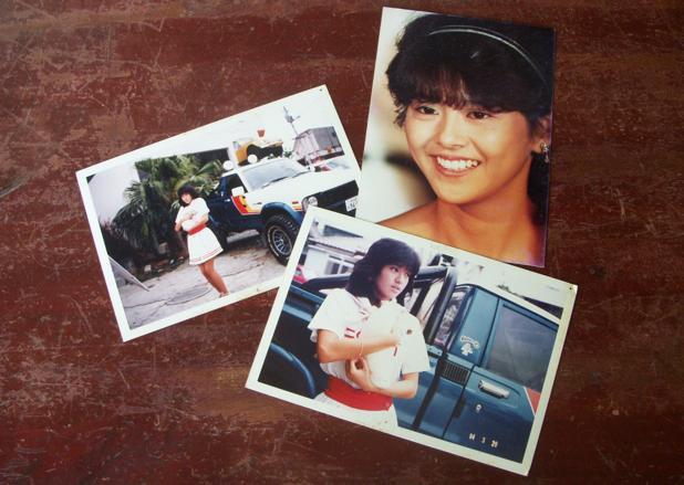 小泉今日子、早見優のかわいかった80年代全盛期だった頃のスナップ発見