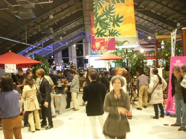 第3回自由人マリウド企画沖縄旧正月パーティー
