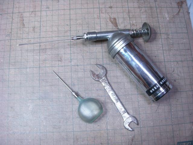アストロのハンドグリスガンをもっと便利に一工夫