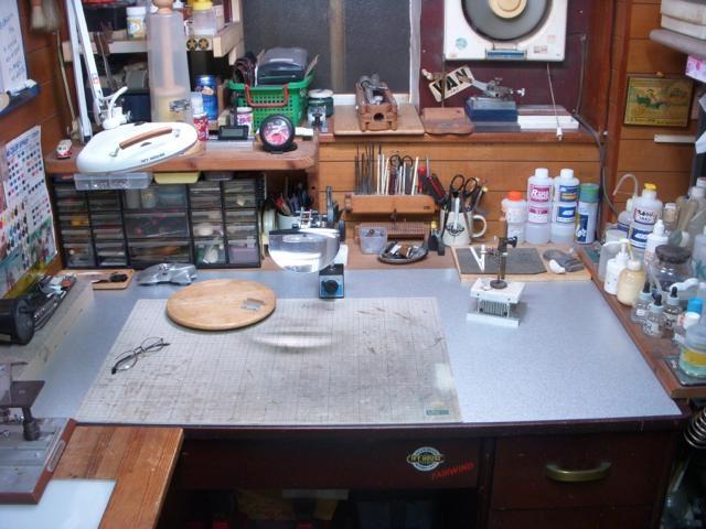 IVYの秘密基地 / 作業部屋のリメイク