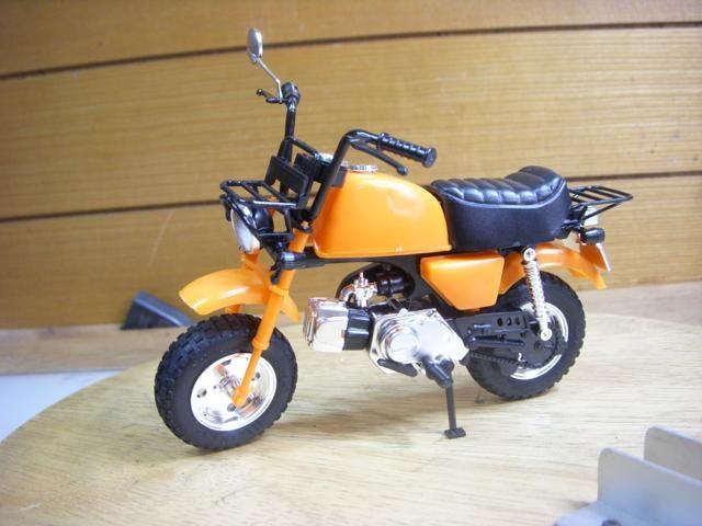 バイク模型製作記 / HONDAGORILLA イマイ1/12【Vol.1】