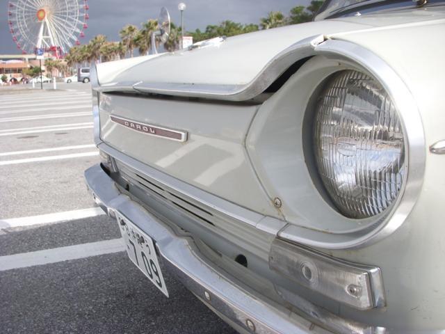 やっぱりいつ見ても可愛い旧車 MAZDA キャロル