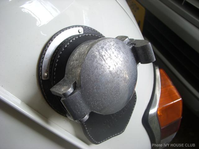 mini | やはり腐食したアロイガスキャップカバーの再補修