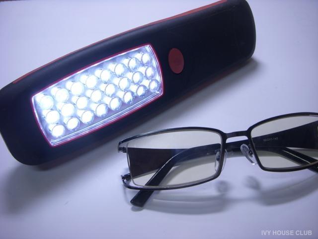 壊れて点かなくなった安物LEDライトを修理してみる!