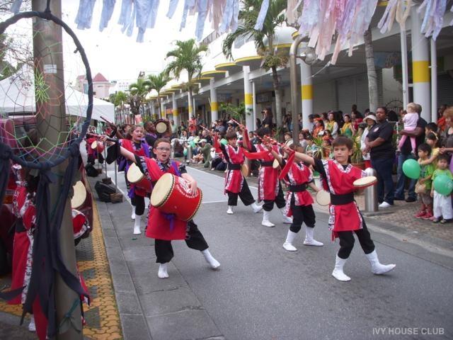 沖縄市のイベント/かなでるパーク!