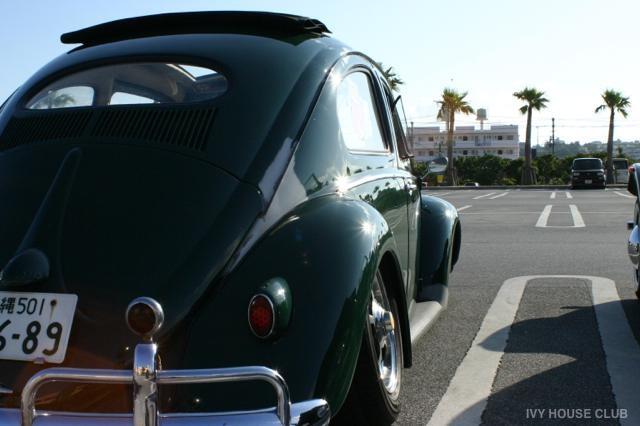 北谷大駐車場に旧車の集い、沖縄に新しい旧車クラブが誕生か?