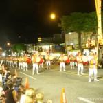 沖縄全島エイサーまつり初日のゲート通り「みちじゅねー」を見てきました