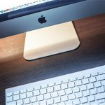 iMacの画面が突然真っ黒に!前回の無償修理からちょうど3年でまた同じ故障