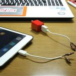 スマホのUSBケーブルで無線充電器を作る動画を見て実際に真似てみた結果!