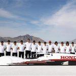 ホンダが軽自動車のエンジンで世界最高記録達成!ボンネビルで400キロ超【動画】