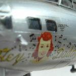 プラモデル / B-17G フライング・フォートレス 爆撃機【完成】