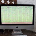 iMac 復活を祈ってスイッチオン!やっぱり…(≧▽≦)
