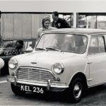 ミニの歴史 / クラシック・ミニ マーク1初代オースチン・セブンの魅力[MarkⅠ Austin Seven '59 ]