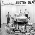 ミニの歴史 / 当時の映像に見るクラシック・ミニ マーク1初代オースチン・セブンの魅力